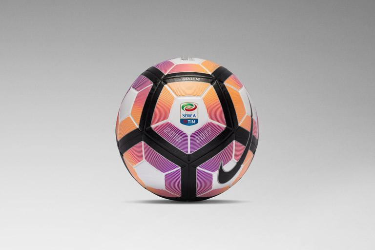 NIKE ORDEM 4 - SERIE A TIM OFFICIAL BALL FOR 2016 2017 SEASON  e35a0beea7ed