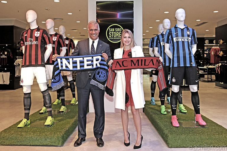 inter mailand store