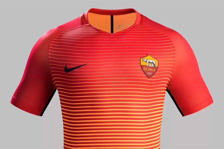 02d843ff1 AS ROMA UNVEIL NEW NIKE THIRD KIT FOR 2016 2017