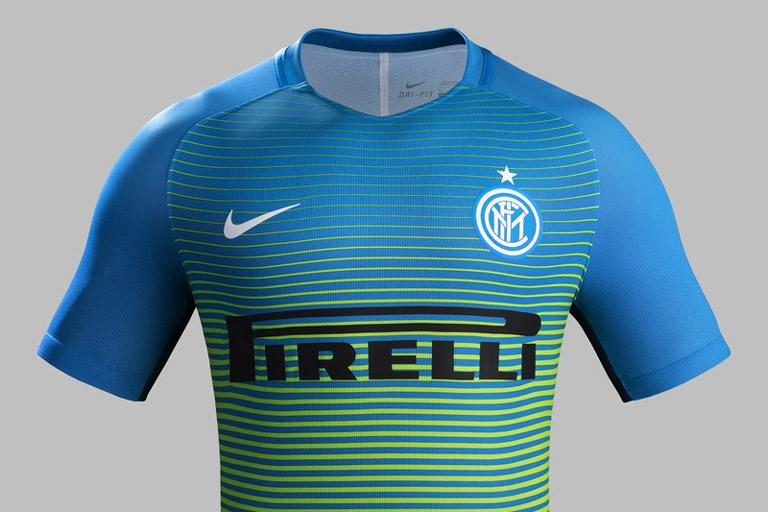 cheap for discount bf76a b520f INTER AND NIKE PRESENT 2016/2017 THIRD KIT | News | Lega Serie A