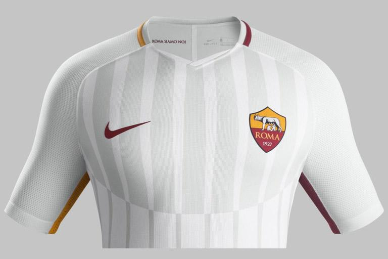 d240cfade AS ROMA UNVEIL NIKE AWAY KIT FOR 2017 2018