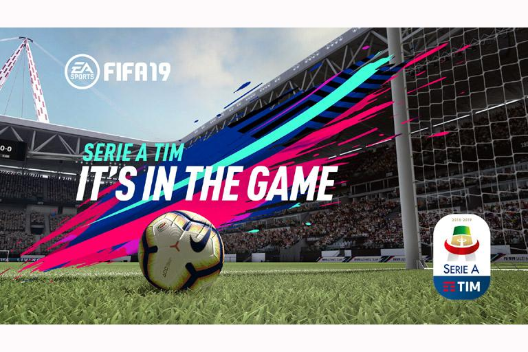 SERIE A TIM IS BACK IN EA SPORTS FIFA 19  28a7b3225ace3