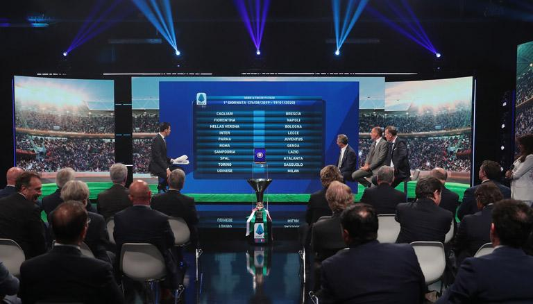 Calendario Seri.Serie A Tim For 2019 2020 Announced News Lega Serie A